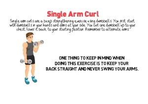 Single Arm Curl